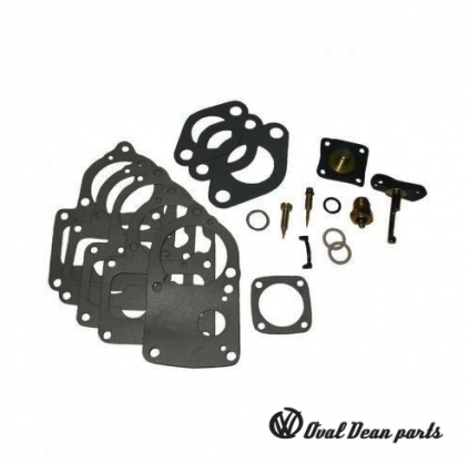 Engine Fuel and intake Complete seal kit carburettor SOLEX